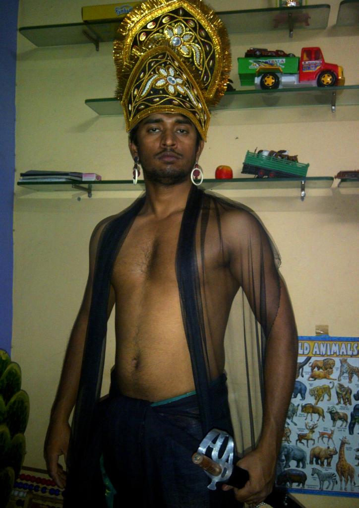 Ajeet Kumar as Duryodhan | Aab Zero Se Hero