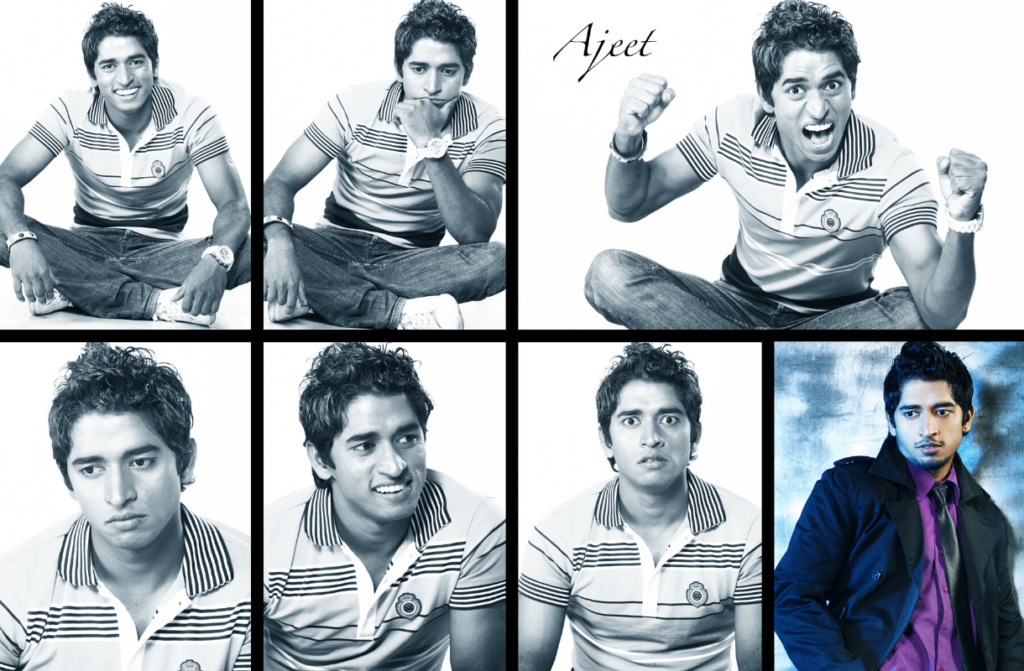 Ajeet Kumar | 7 Expressions